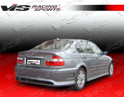 VIS Racing - BMW 3 Series VIS Racing M5 Rear Bumper - 99BME462DM5-002
