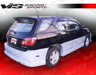 VIS Racing - Lexus RX300 VIS Racing D-Max Rear Bumper - 99LXRX34DDMX-002