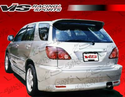 VIS Racing - Lexus RX300 VIS Racing G Speed Rear Bumper - 99LXRX34DGSP-002