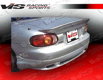 VIS Racing - Mazda Miata VIS Racing Wizdom Rear Lip - 99MZMX52DWIZ-012