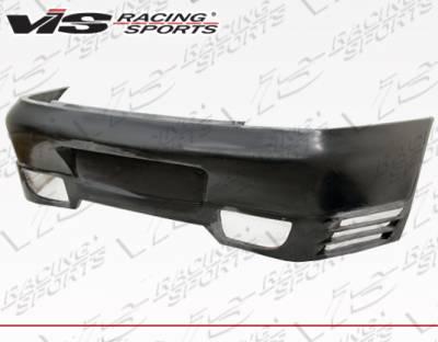 VIS Racing - Porsche 911 VIS Racing TA Rear Bumper - 99PS9962DTA-002