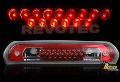 Custom - Euro Red LED Third Brake Light