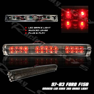 Custom - Smoke LED Third Brake Light