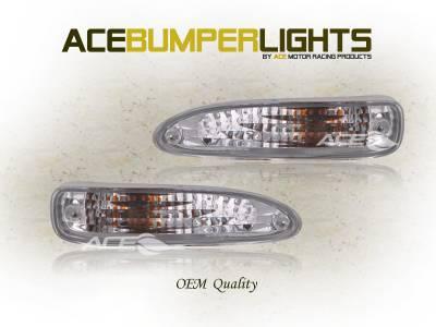 Custom - Crystal Bumper Lights