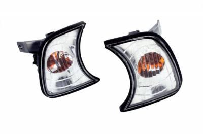 Custom - Euro clear Corner Lights