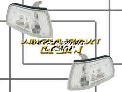 Custom - Chrome Euro Corner Lights