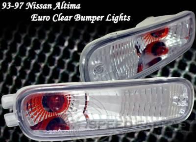 Custom - Euro Bumper Signal Lights