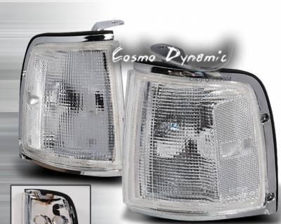 Custom - Clear Corner Lights