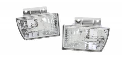 Custom - Clear Bumper Lights