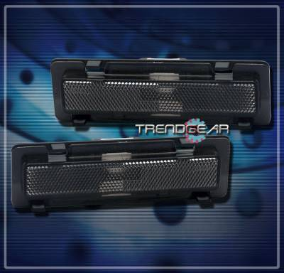 Custom - Smoke Side Marker Lights