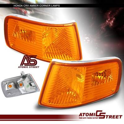 Custom - JDM Amber Corner Lights