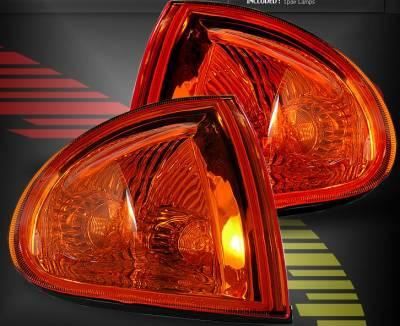 Custom - JDM  Euro Amber Corner Lights