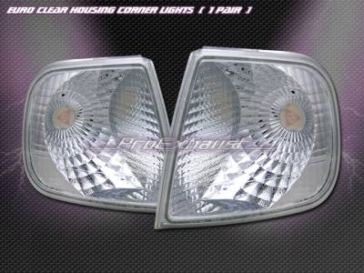 Custom - Clear Corner Lights