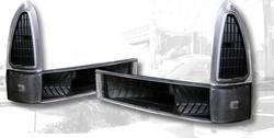 Custom - Black Signal Parking Lights