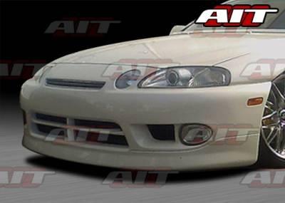 AIT Racing - Lexus SC AIT Acs Style Front Bumper - LSC92HIACSFB