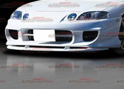 AIT Racing - Lexus SC AIT Racing Delux Style Front Bumper - LSC92HIDLSFB
