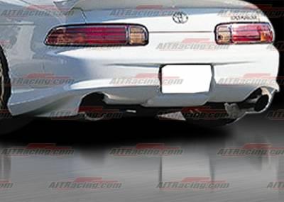 AIT Racing - Lexus SC AIT Racing Delux Style Rear Bumper - LSC92HIDLSRB