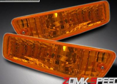 Custom - Euro Amber Bumper Lights