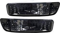 Custom - Euro Smoke Bumper Lights