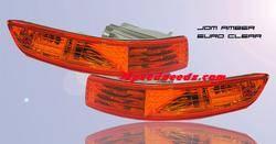 Custom - Amber Bumper Lights