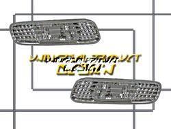 Custom - Clear Side Marker Lights