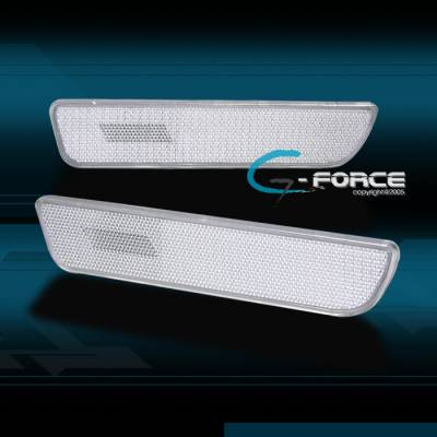Custom - Clear Side Marker Lights