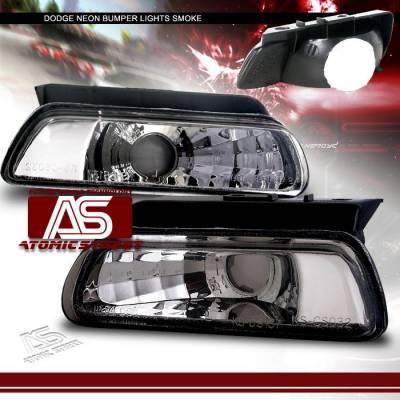 Custom - Smoke Bumper Lights