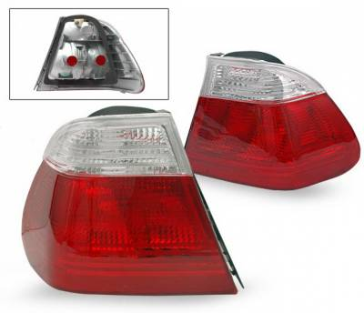 4CarOption - BMW 3 Series 4CarOption Taillights - LT-B464RC-YD
