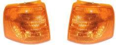Custom - Amber Corner Lights