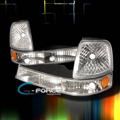 Custom - Euro Clear Signal Lights