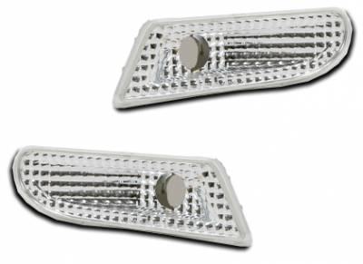 Custom - Chrome Bumper Lights
