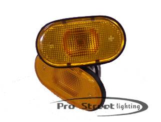 Custom - Amber Side Marker Lights