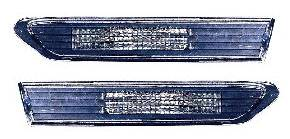 Custom - Chrome LED Bumper Lights