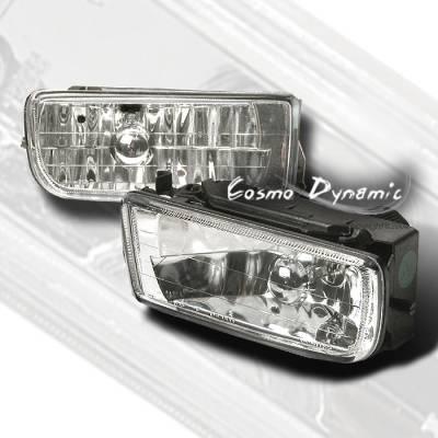 Custom - Euro Clear OEM Fog Lights