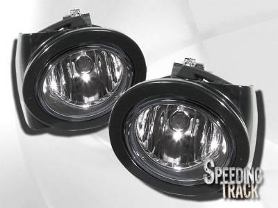 Custom - Black Diamond Fog Lights