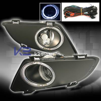 Custom - Halo Fog Lights