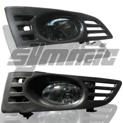 Custom - Smoked Lens Fog Lights