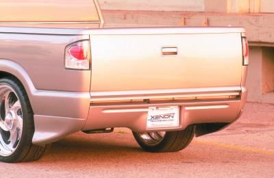 Xenon - Chevrolet S10 Xenon Roll Pan - 5508