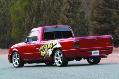 Xenon - Ford Ranger Xenon Rear Roll Pan - 10588