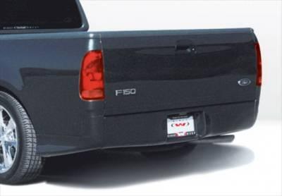 Wings West - Ford F150 Wings West W-Type Rear Roll Pan - 890411