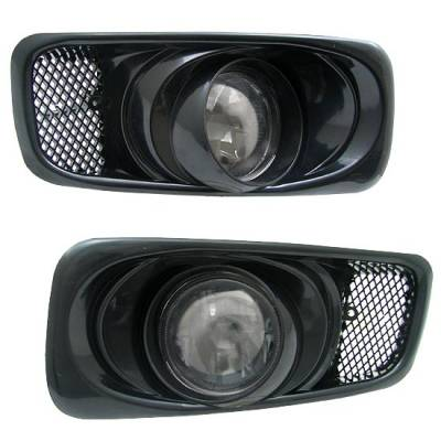 Custom - Smoke Fog Lights