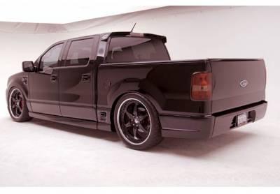 VIS Racing - Ford F150 VIS Racing W-Type Rear Roll Pan - 890835