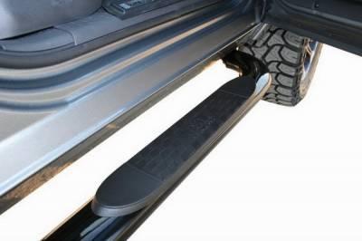Westin - Dodge Ram Westin Platinum Oval Step Bars - 21-3555