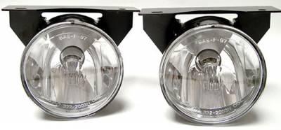 Custom - Euro Clear Fog Lights