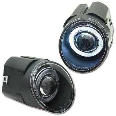 Custom - Halo Pro Fog Lights