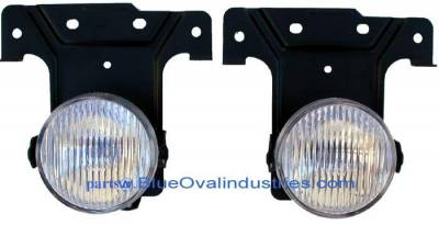 Custom - Cobra Fog Lights