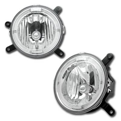 Custom - Halo Fog Lights