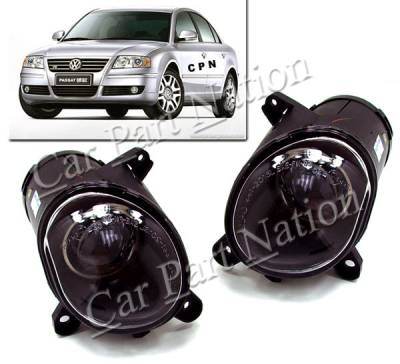 Custom - Passat Projector Fog Lights
