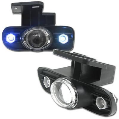 Custom - Pro Fog Lights