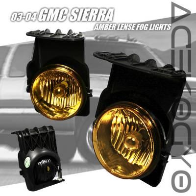Custom - Amber Fog Lights